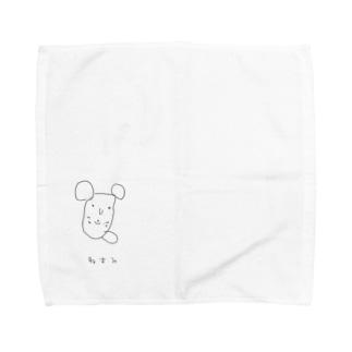 ねすみ Towel Handkerchief