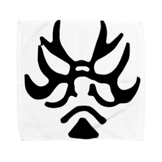 じゃぱにぃずKUMADORI Towel handkerchiefs