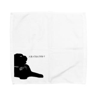 ピピちゃん名言 Towel handkerchiefs