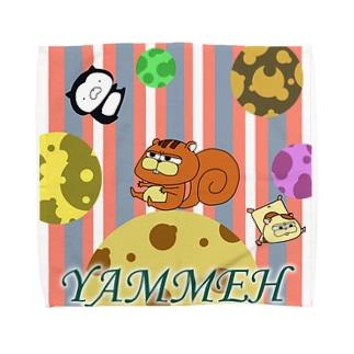 TATEJIMA Towel handkerchiefs