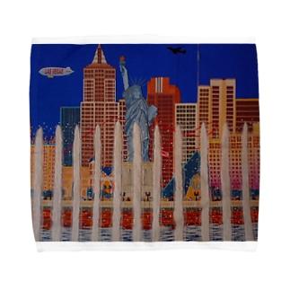 ラスベガス Towel handkerchiefs