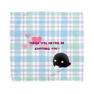 明×暗SCRAMBLE@ちびちゃん Towel handkerchiefs
