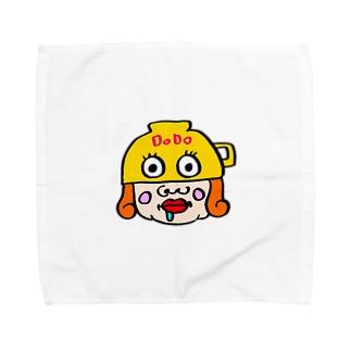 DODOちゃん Towel handkerchiefs
