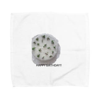 HBDシリーズ2 Towel Handkerchief