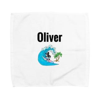 Oliver Towel handkerchiefs