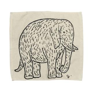 Elephant Towel handkerchiefs