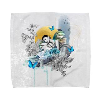 Pray for Tomorrow Towel Handkerchief