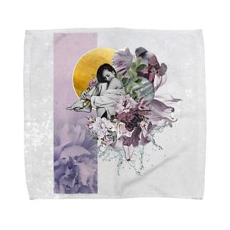 Dreaming Ploof Towel Handkerchief