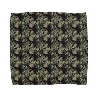 Hartman Warface Camo Towel handkerchiefs