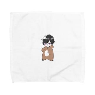 めんとすグッズ Towel Handkerchief