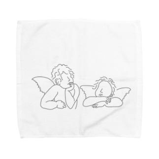 サイゼのやつ Towel Handkerchief