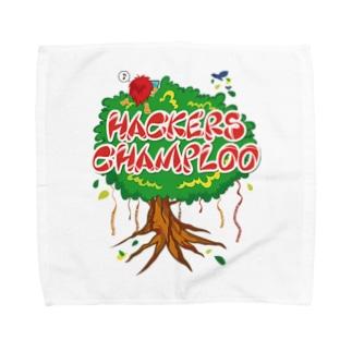 ハッカーズチャンプルー ガジュマル Towel handkerchiefs