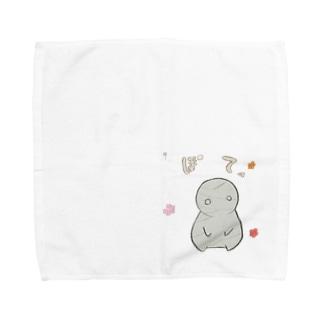 ミイラの飼い方 Towel handkerchiefs