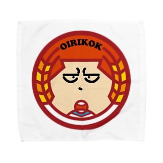 パ紋No.2986 OIRIKOK Towel handkerchiefs