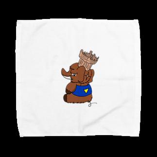 名無ノ作者のトマドン Towel handkerchiefs