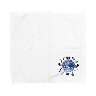 世界一の吹奏楽 Towel handkerchiefs