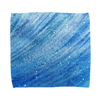 宇宙の風 / Space Wind Towel handkerchiefs