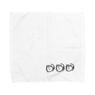 れむる Towel handkerchiefs