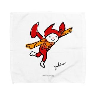 あかるいみらいけんきゅうじょのワンダーランドの住人たち Towel Handkerchief