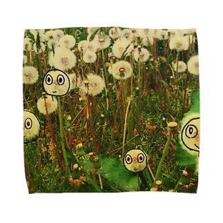shirotaro-たんぽぽ- Towel handkerchiefs