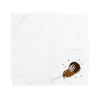 パンに埋もれたい♥️ Towel handkerchiefs