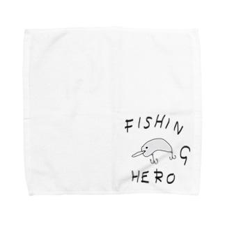 FISHING HERO Towel handkerchiefs