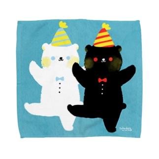 まいにちパーティー! Towel handkerchiefs