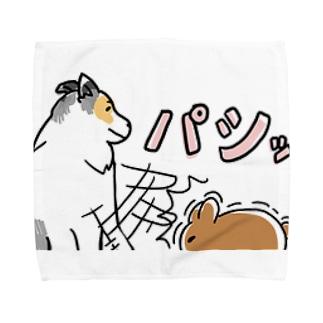大人気⭐️パシッ柄 Towel handkerchiefs