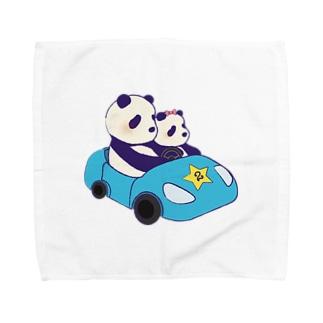 ゴーカート Towel Handkerchief