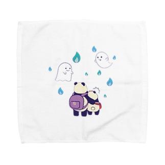 おばけやしき Towel Handkerchief