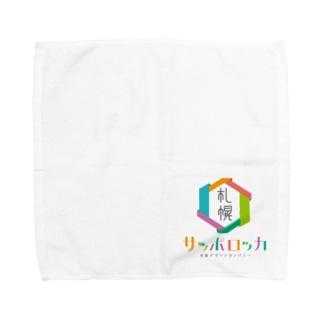 感動デザインカンパニー「サッポロッカ」 Towel handkerchiefs