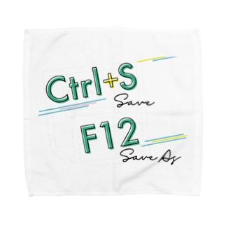 Excelショートカットグッズ〜保存  Towel handkerchiefs