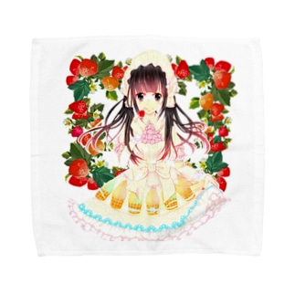 Strawberry  warS  Towel handkerchiefs