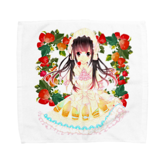 有坂愛海ショップのStrawberry  warS タオルハンカチ