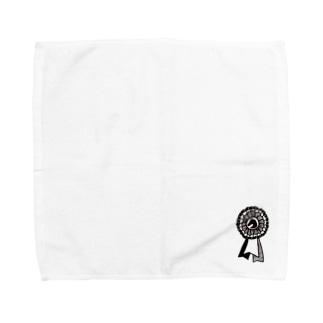 リボン Towel handkerchiefs