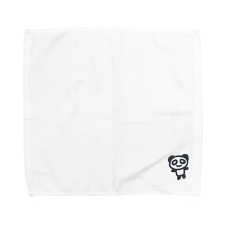 ぱんちゃ Towel handkerchiefs