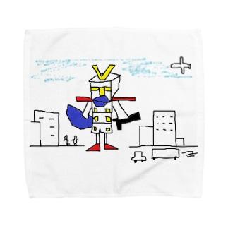 機動戦士 Towel handkerchiefs