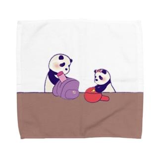 おでかけ準備 Towel Handkerchief