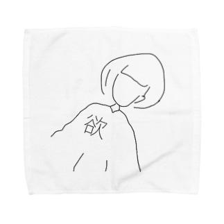 yokuチャン Towel handkerchiefs