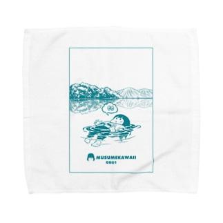 0801水の日 Towel Handkerchief