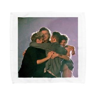 One Direction Towel handkerchiefs