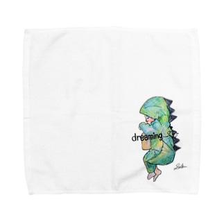 Dreaming Towel handkerchiefs