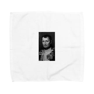 ナポレオン Towel handkerchiefs