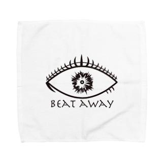 BATE  AWAY  Towel handkerchiefs
