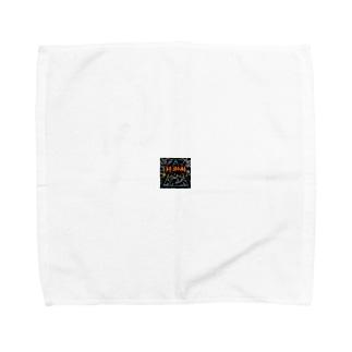 デフレ Towel handkerchiefs