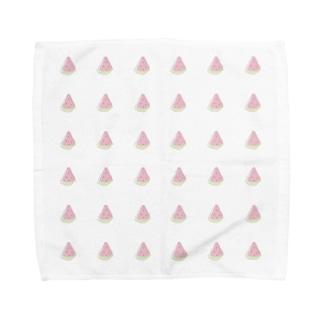 すいか🍉 Towel handkerchiefs