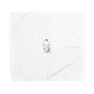 ワカッチイ Towel handkerchiefs