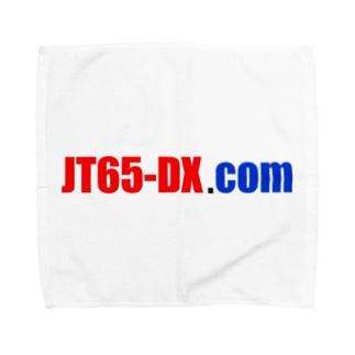 JT65-DX.com 公式Goods タオルハンカチ