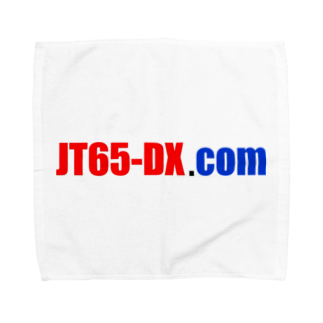 Japan JT65 Users GroupのJT65-DX.com 公式Goodsタオルハンカチ