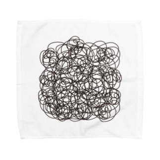 胸毛 Towel handkerchiefs